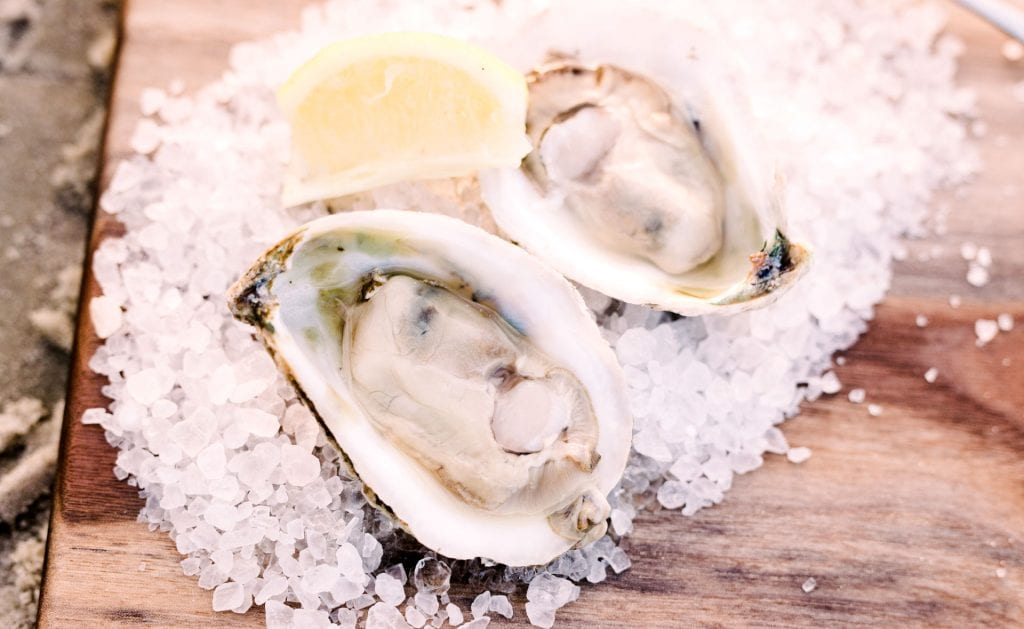 The best oysters in the world